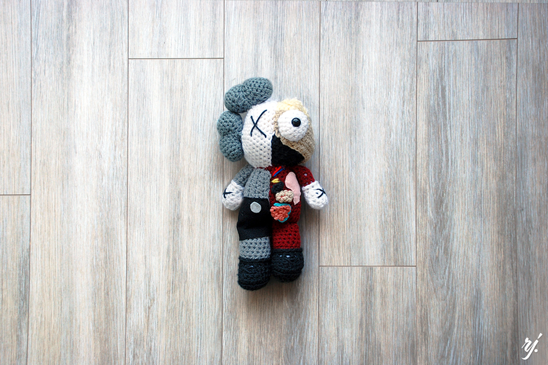 kaws_knitted_therjproject